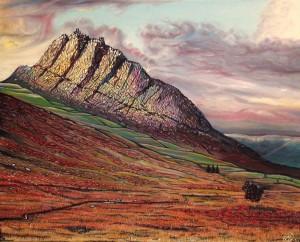 Tryfan, Snowdonia 1
