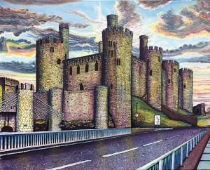 Conwy Castel final