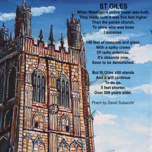 St giles poem