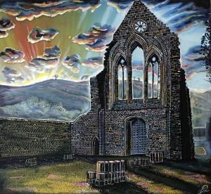 Valle Crucis Abbey website
